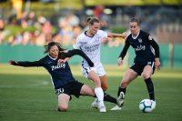 バドワイザーが米女子サッカーリーグNWSLを支援。オフに幹部派遣の研修を実施する意図は