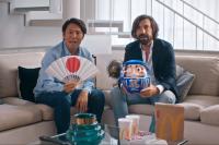 Uber Eats、公式パートナーのマクドナルドと連携した広告戦略