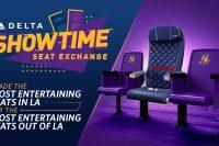 デルタ航空、NBAレイカーズとチケット交換のアクティベーション