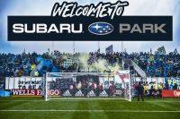 スバルUSA、サッカーチームとのスポンサーシップで重視する地域密着活動