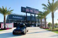 自動車販売大手、スタジアム命名権を使いCSR活動をPR